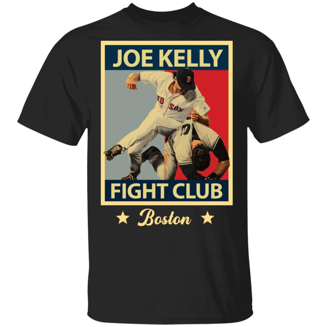 Joe Kelly fight club shirt - TheTrendyTee
