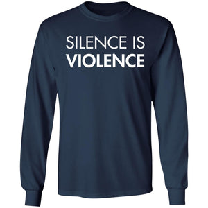 Enes Kanter Silence Is Violence shirt - TheTrendyTee