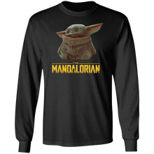 Load image into Gallery viewer, Baby Yoda The Mandalorian the child Shirt - TheTrendyTee