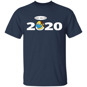Jeff Albertson 2020 worst year ever shirt - TheTrendyTee