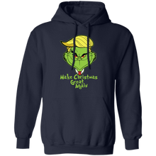 Load image into Gallery viewer, Grinch Make Christmas Great Again T-shirt - TheTrendyTee
