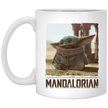Load image into Gallery viewer, Baby Yoda The Child Mug - TheTrendyTee