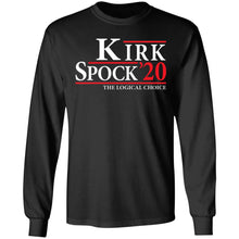 Load image into Gallery viewer, Kirk Spock 2020 Shirt - TheTrendyTee