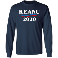 Load image into Gallery viewer, Keanu 2020 - Make America Excellent Again T-shirt - TheTrendyTee