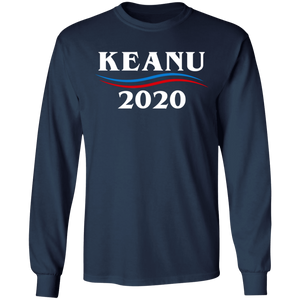 Keanu 2020 - Make America Excellent Again T-shirt - TheTrendyTee