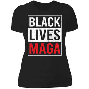 Black Lives Maga shirt - TheTrendyTee