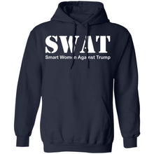 Load image into Gallery viewer, SWAT Smart Women Against Trump shirt - TheTrendyTee