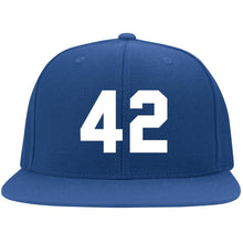 Load image into Gallery viewer, Chadwick Boseman 42 cap, hat - TheTrendyTee