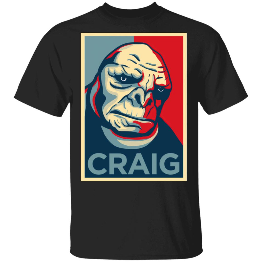 Halo Craig the Brute for president shirt - TheTrendyTee