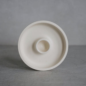 Candle Holder - White