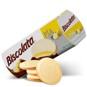 biscolata pia lemon mini