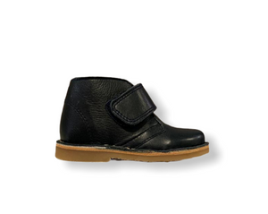 Petasil Kal Navy Leather Velcro Boots