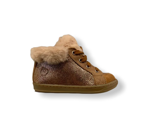 Pom D'api Bouba Zip Hair Camel Trainer