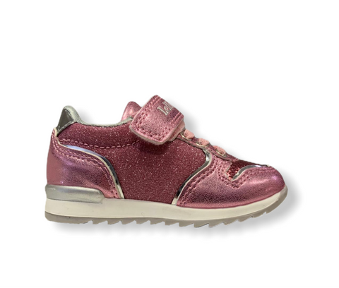 Lelli Kelly Cloe Pink Sequin Trainer