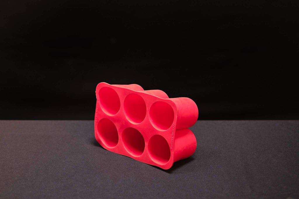 Cylindrical Ice Cube Tray - Baby Barrels