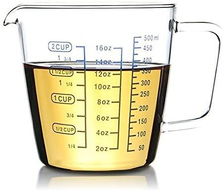 2 cup Liquid Measuring Cup - Baby Barrels