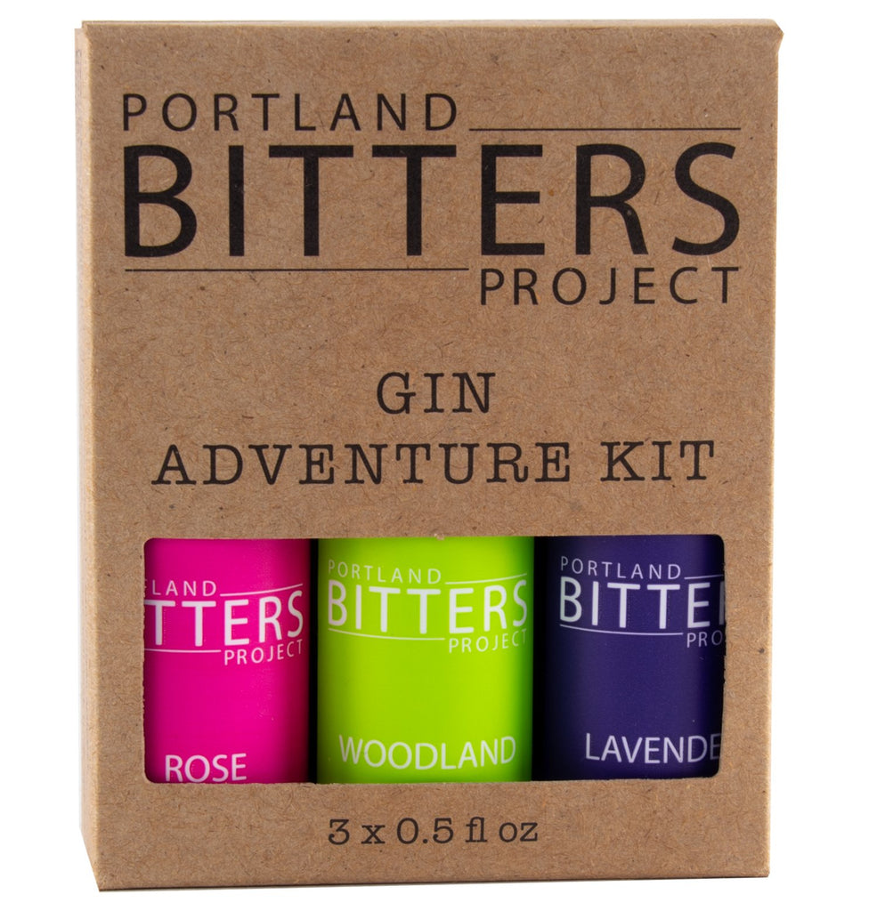 Portland Bitters Adventure Kits