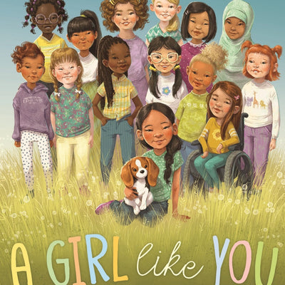 A Girl Like You - Books for girls