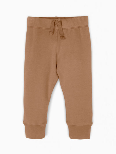 Gender Neutral Jogger pants from Colored Organics Ginger