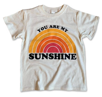 You Are My Sunshine Kids Graphic Tee
