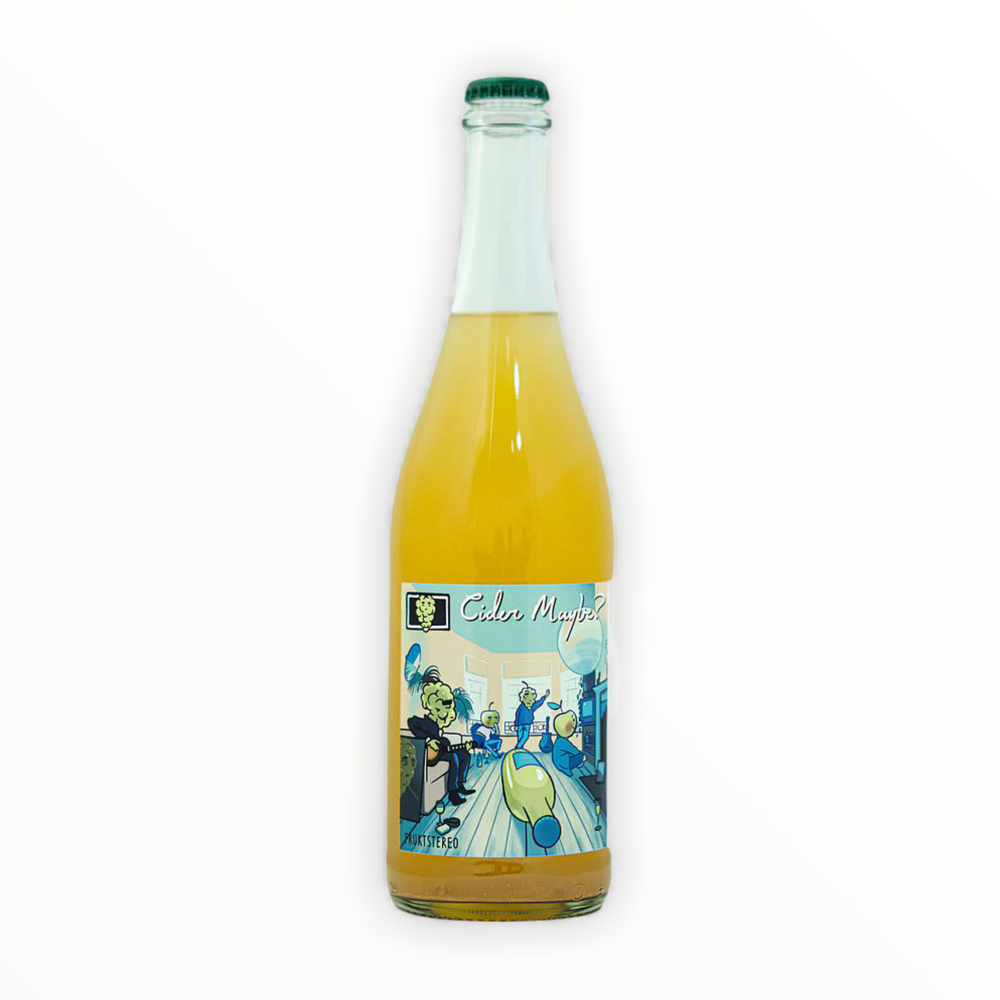 Fruktstereo - Cider Maybe? 2019 - Fluid Fruit