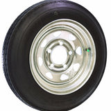 "Malone 12"" Galvanized Spare Tire w/Locking Attachment-Racks - Trailers and Parts-Malone-AQ Outdoors Aquabatics"
