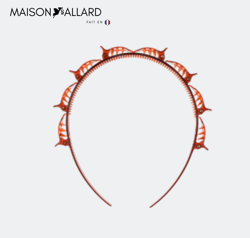 MAISON ALLARD™ | Épingle À Cheveux À Double Frange