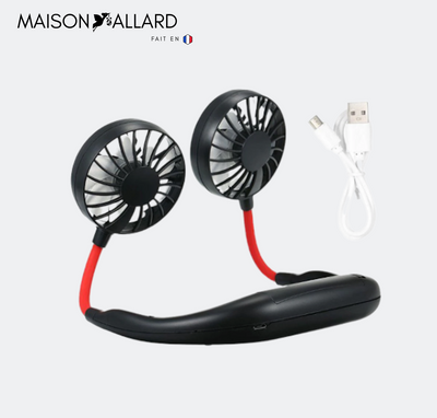 MAISON ALLARD™ | Fan De Sports De Cou Rechargeable