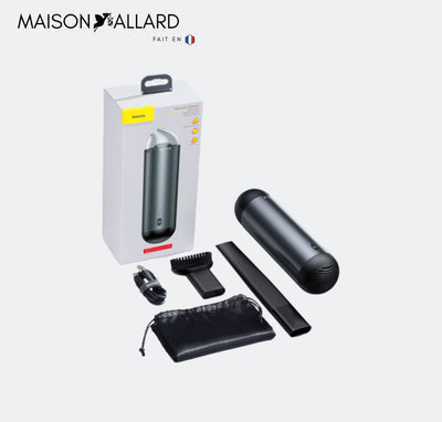 MAISON ALLARD™ | ASPIRATEUR AUTOMATIQUE À MAIN