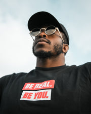 BE REAL BE YOU Supreme Men's T-Shirt