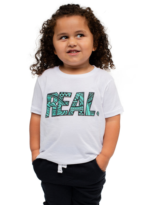 Polynesian REAL Kid's T-Shirt