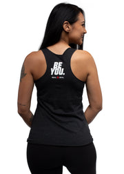 BE REAL BE YOU Women's Tank Top