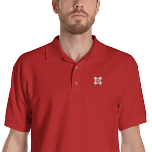UX Pro Embroidered Polo Shirt