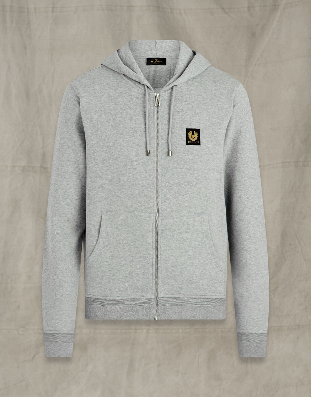 SWEAT À CAPUCHE BELSTAFF Grey