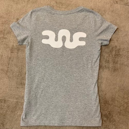 T-shirt Resonance gris (Femme)