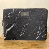 "Housse protectrice pour MacBook 13"" (Black Marble)"
