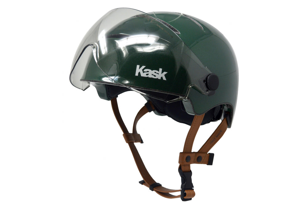 Casque Urban Lifestyle (Metal Green)