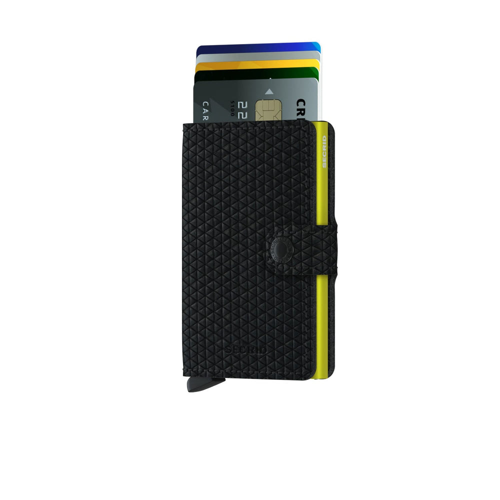 Porte-cartes Miniwallet Diamond Black
