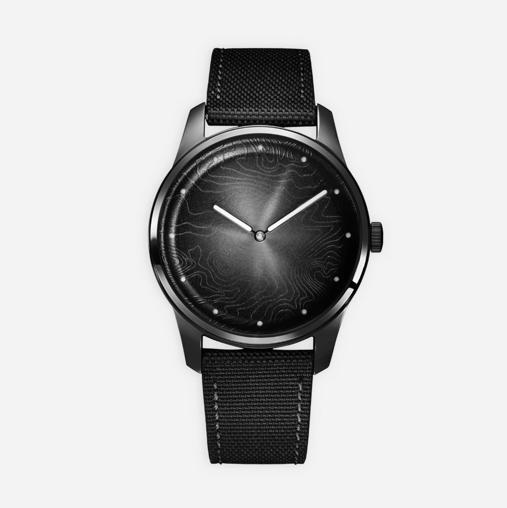 Origins - Moon Black - 36mm