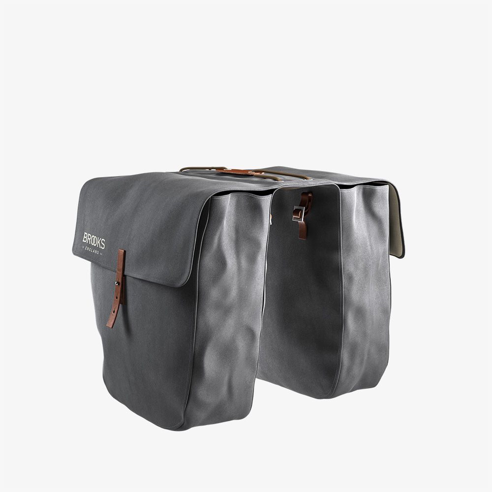 Sacoches - Brick Lane Pannier (Grey)