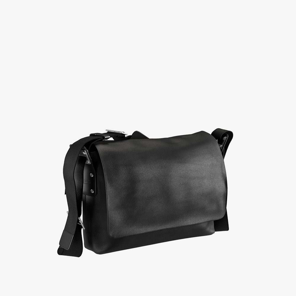 Sac - Barbican Cotton Canvas (Black)
