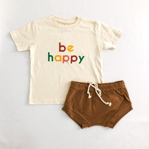 Be Happy Tee - Chicke