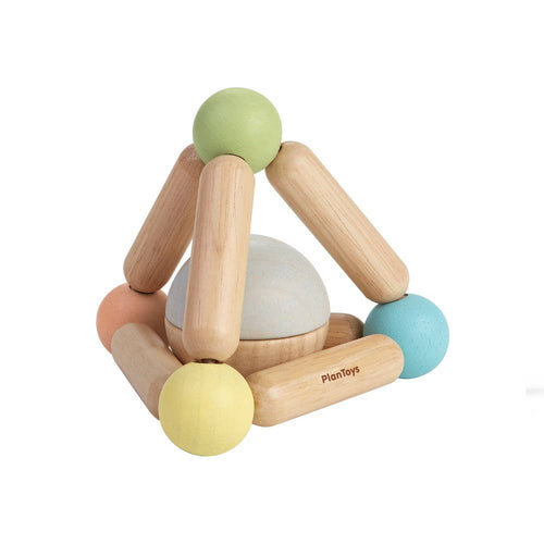 Triangle Clutching Toy - Chicke
