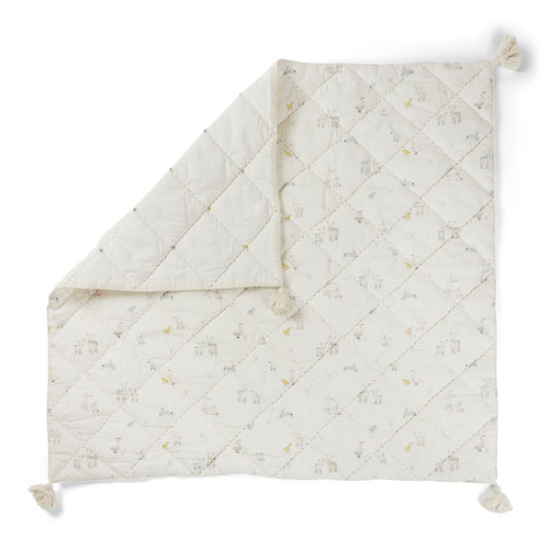 Quilted Blanket - Just Hatched - Chicke