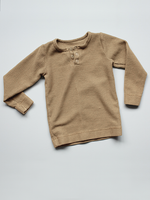 Waffle Top - Camel - sale - Chicke