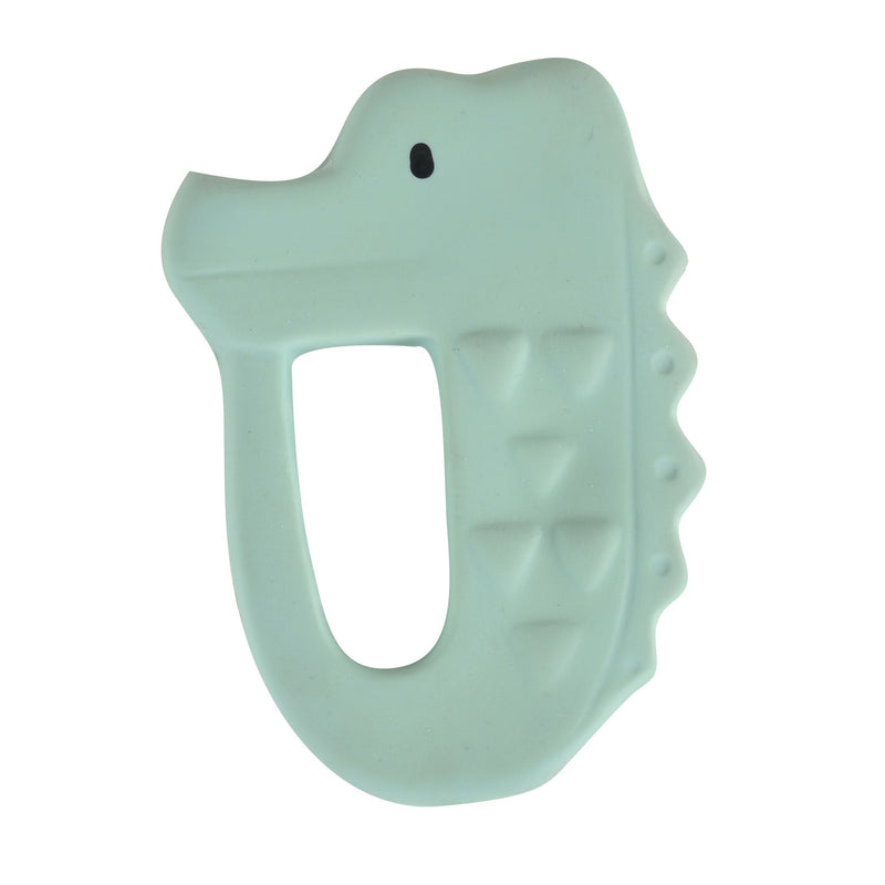 Crocodile Natural Rubber Teether
