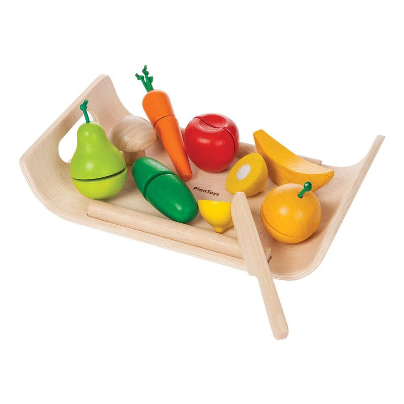 Fruit and Veggie Play Set