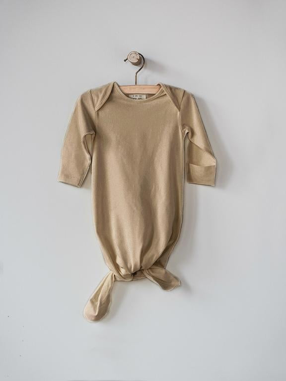 Sleep Gown - Camel - Chicke