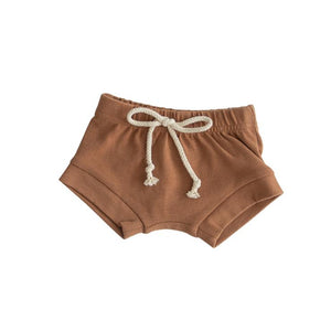 Cotton Shorts - Honey - Chicke