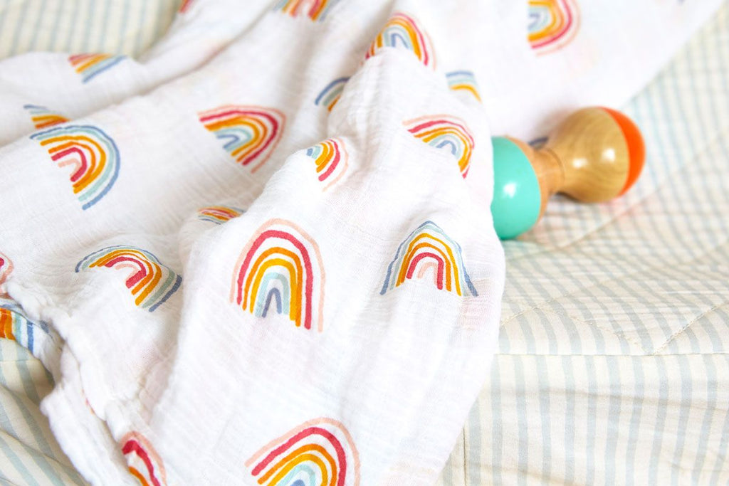 Swaddle - Rainbow - Chicke